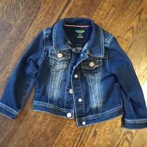 EUC 3T Girl jean jacket